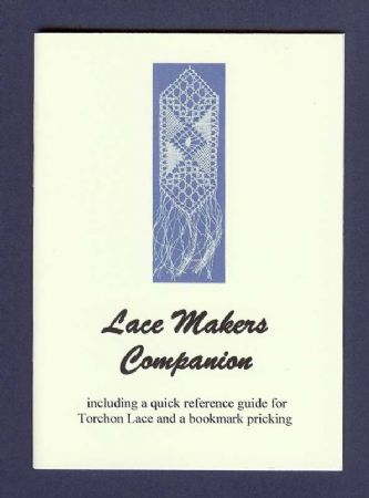 The Lacemakers Companion Note Book